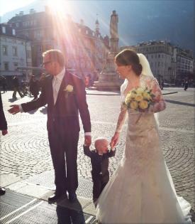 Trouwen in Italie #Bolzano